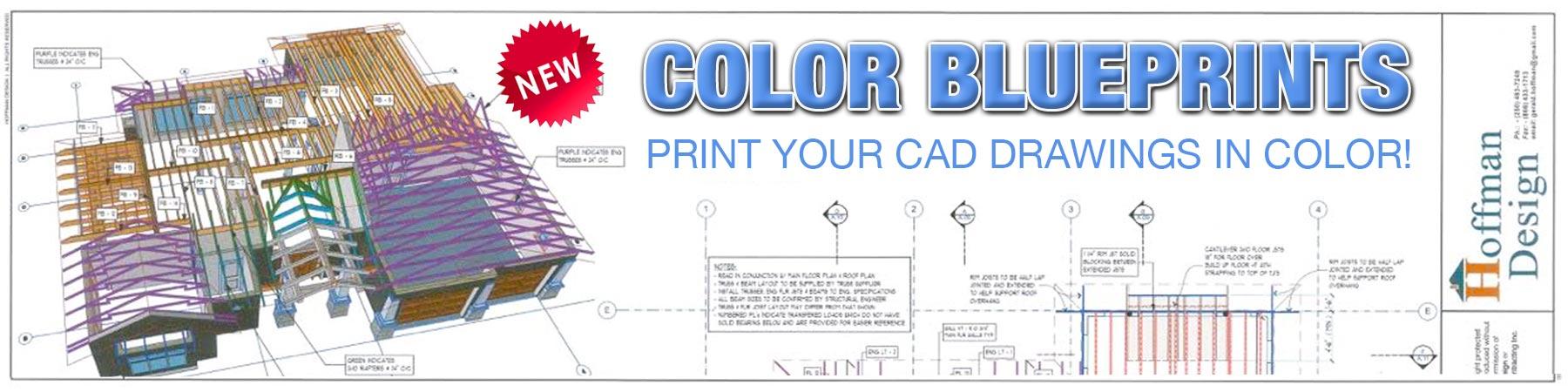 Blueprint Printing San Diego